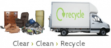 Clean Clear Recycle Logo